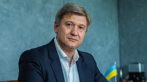 Данилюк впевнений, що США не заморозять військову допомогу Україні