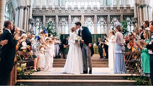Элли Голдинг и Каспар Джоплинг поженились: фото со свадьбы