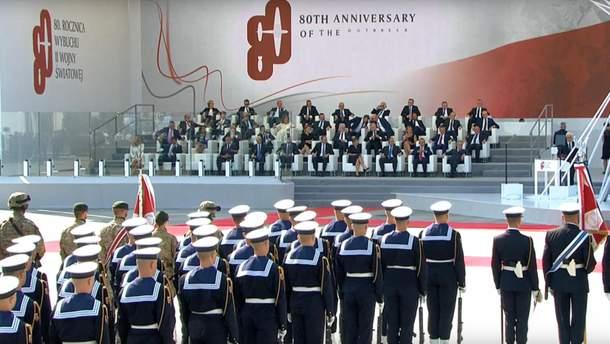 Мероприятия к годовщине начала Второй мировой