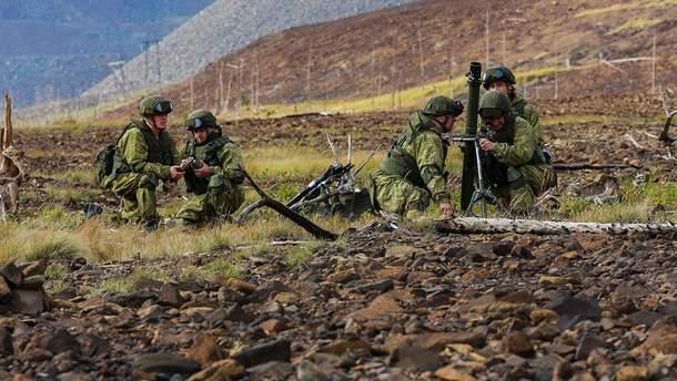 """Російській військові у Забайкаллі """"обстріляли"""" житлові будинки під час навчань"""