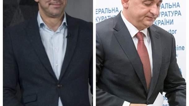 Рябошапка уволил Матиоса