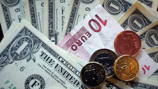 Готівковий курс валют на 02.09.2019: курс долару та євро