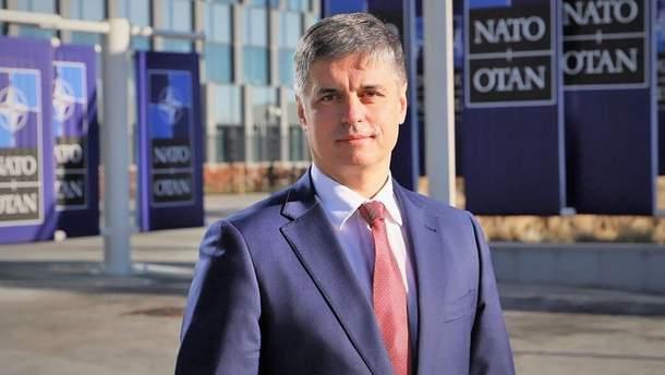 Вадим Пристайко – новый Министр иностранных дел Украины
