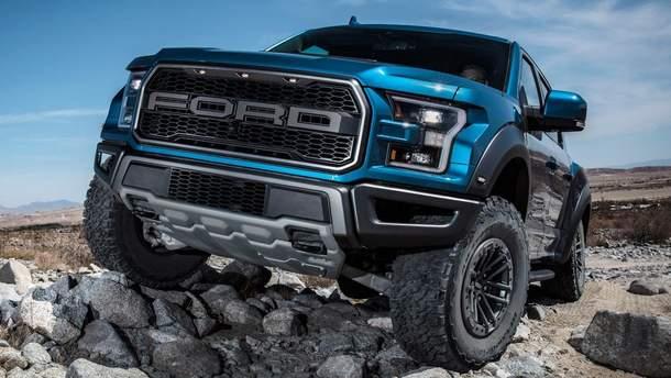 Ford представит собственный пикап с электродвигателем
