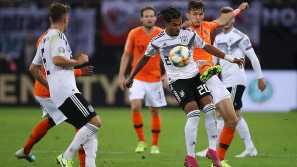 Германия – Нидерланды: обзор счет матча 6 сентября 2019 – Евро 2020