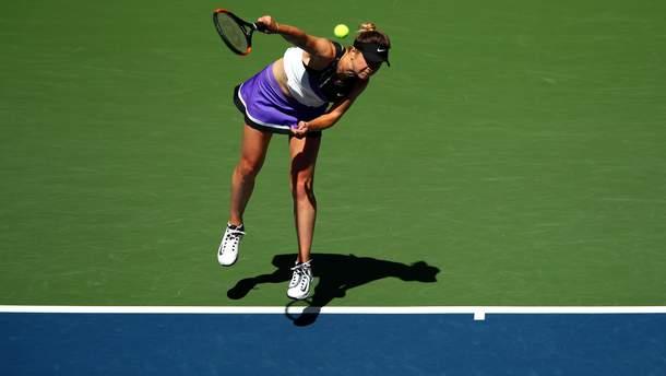Еліна Світоліна вийшла у півфінал US Open 2019