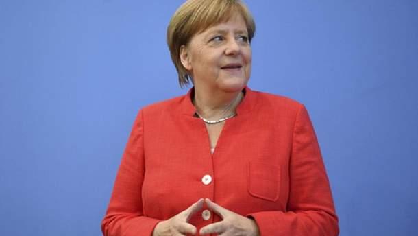 Ангела Меркель пригласила украинского премьера Гончарука в Берлин