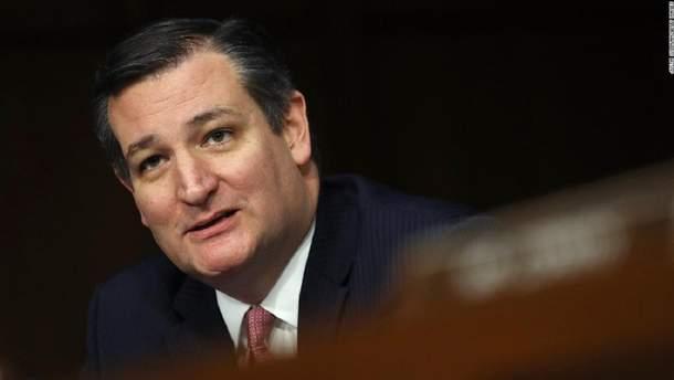 """Сенатор Тед Круз: из-за новых санкций США могут остановить """"Северный поток-2"""""""