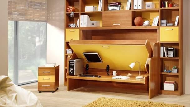 Как скрыть кровать в квартире