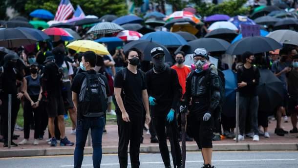 Протести у Гонконгу, можливо, досягли успіху