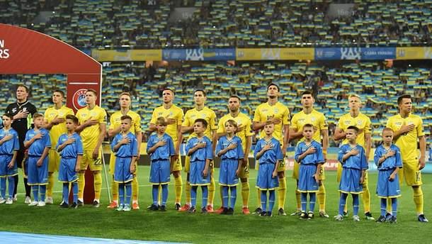 Литва – Украина: смотреть онлайн матч 7 сентября 2019  – Евро 2020