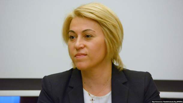 Алена Бабак рассказала о своем видении развития децентрализации