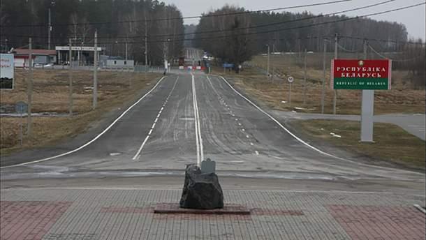 У Білорусі пояснили закриття кордону з Україною
