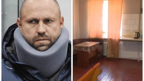 Геннадій Дронов відбуватиме покарання у Крюківській виправній колонії