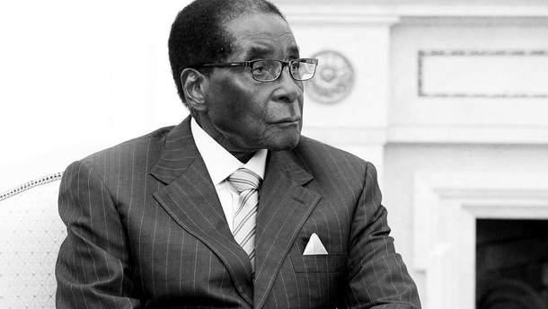 Роберт Мугабе умер