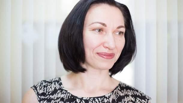 Олена Танасевич – суддя ВАКС: зарплата Олени Танасевич