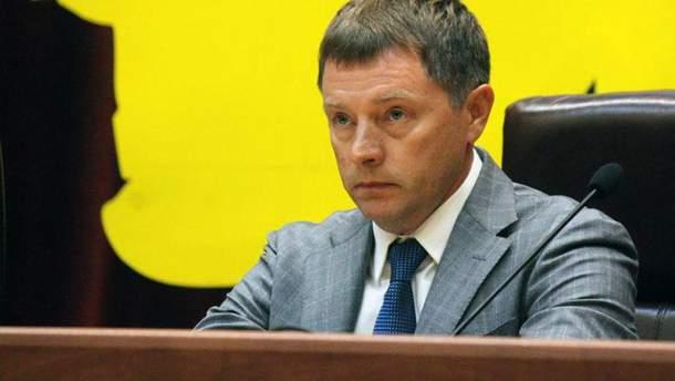 Новый председатель Запорожской ОГА Виталий Туринок
