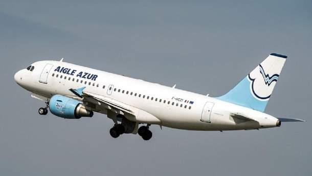 Через фінансові труднощі Aigle Azur закриває рейси з України