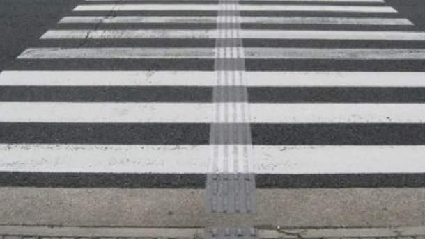 У Борисполі на пішохідному переході чоловіка збила машина