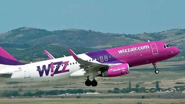 У WizzAir попередили своїх пасажирів про можливі затримки рейсів