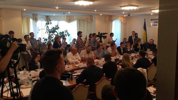 """Комитет ВР по вопросам правоохранительной деятельности рекомендовал отменить """"правки Лозового"""""""