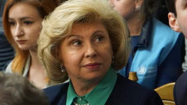 Татьяна Москалькова предлагает заключить соглашение, которое прекратит уголовное преследование россиян и украинцев