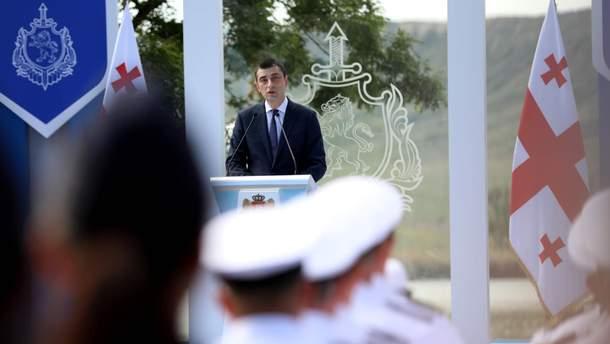 Георгий Гахария будет руководить правительством Грузии