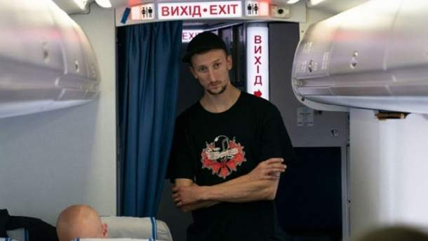 Освобожденный из российского плена Кольченко хочет продолжить обучение в университете