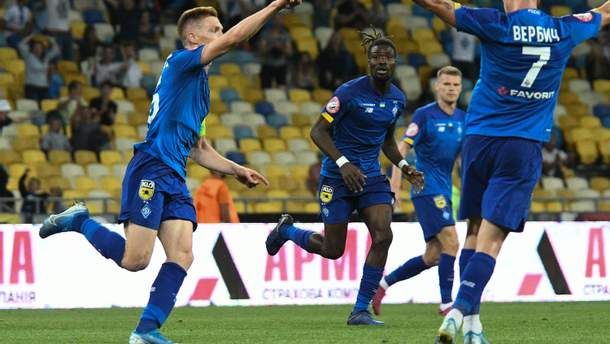 Динамо – Десна: смотреть онлайн матч 15 сентября 2019  – Чемпионат Украины
