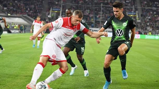 Чемпионат Германии: обзор и счет матчей 13-15 сентября 2019 – Бундеслига