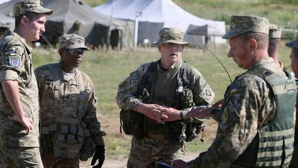 Міжнародні військові навчання Rapid Trident-2019 розпочнуться вже 13 вересня
