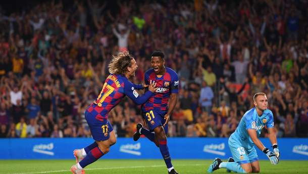 Барселона – Валенсия: обзор видео голов и счет матча 14.09.2019