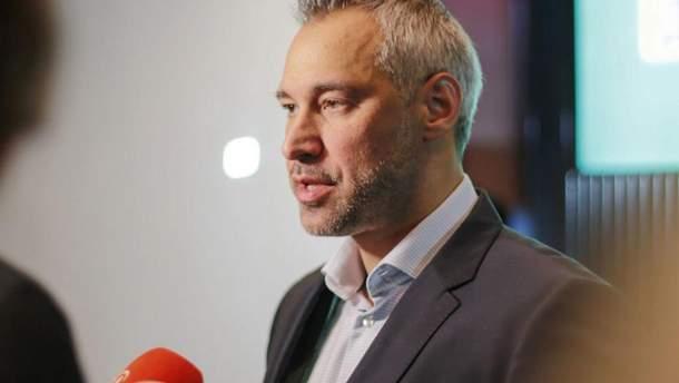 Рябошапка пояснив, як змінили законопроєкт про реформу прокуратури