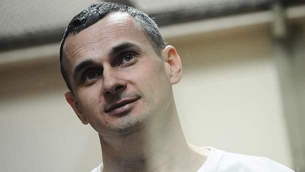 Олег Сенцов назвав 4 фільми, які він переглянув під час ув'язнення