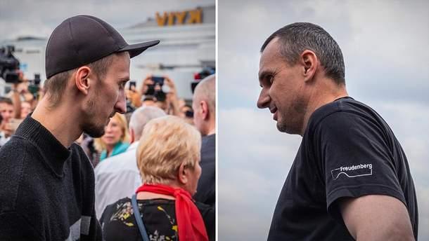 """Сенцов та Кольченко розповіли про """"особливе ставлення"""" у російських СІЗО"""
