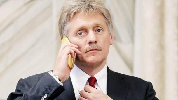 У Путіна відреагували на інформацію про шпигуна ЦРУ