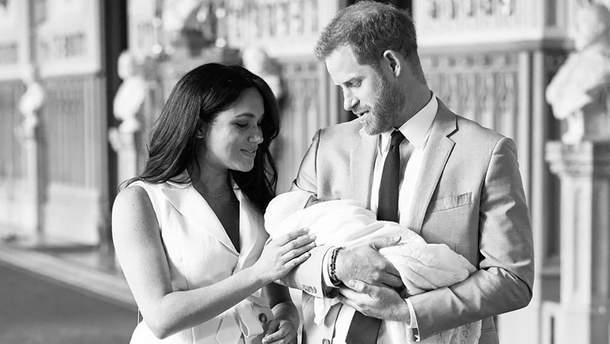На кого подібний син принца Гаррі та Меган Маркл