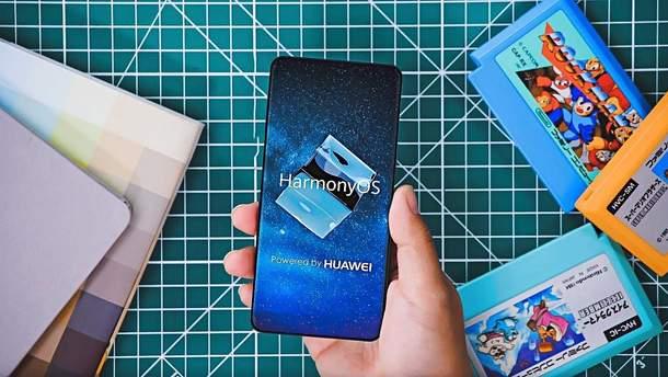 Який смартфон першим отримає операціну систему HarmonyOS