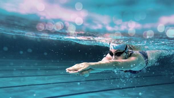 Заміна кардіо навантаженням: як плавання впливає на здоров'я людини