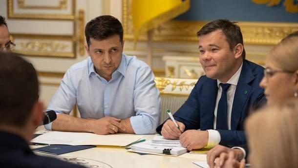 Зеленський призначив Богдану нових заступників