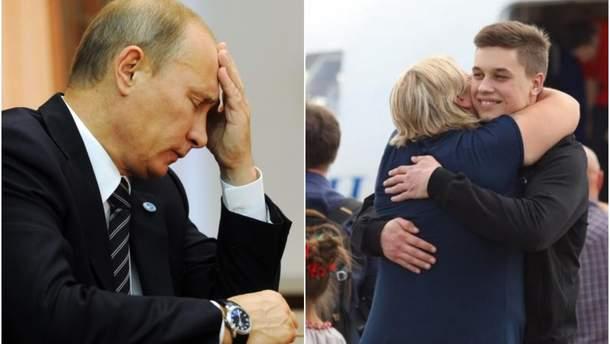 Чому Путін змушений був звільнити українських моряків