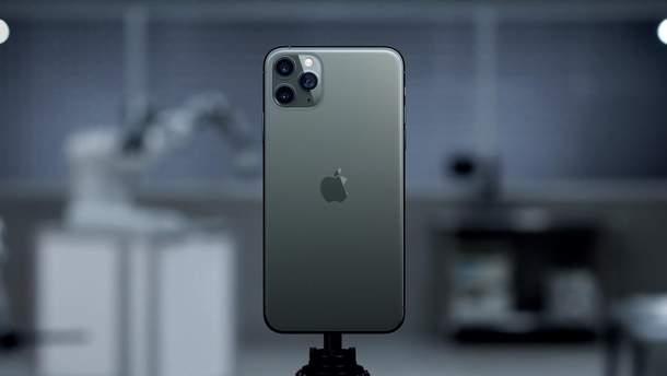 Новий iPhone Pro 11 Max: оприлюднили ціну в Україні