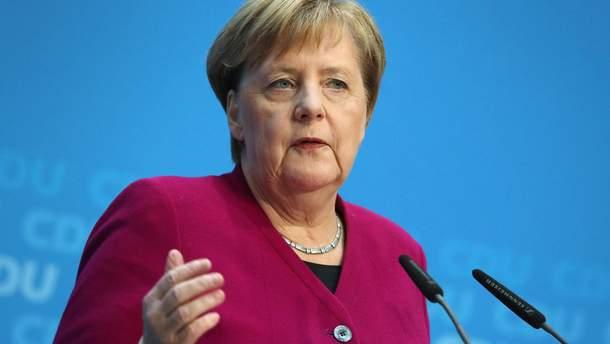 """Меркель анонсувала зустріч """"нормандської четвірки"""" найближчим часом"""