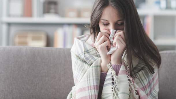 Що робити при перших симптомах застуди