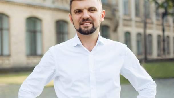 Депутат Ігор Гузь