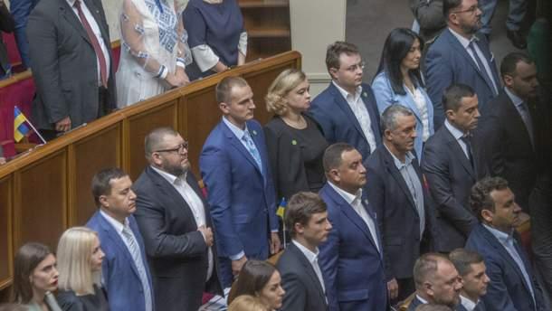 Штрафы за евробляхи отсрочили в Украине на 90 дней – Рада