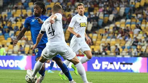 Букмекери не приймають ставки на матчі чемпіонату України з футболу