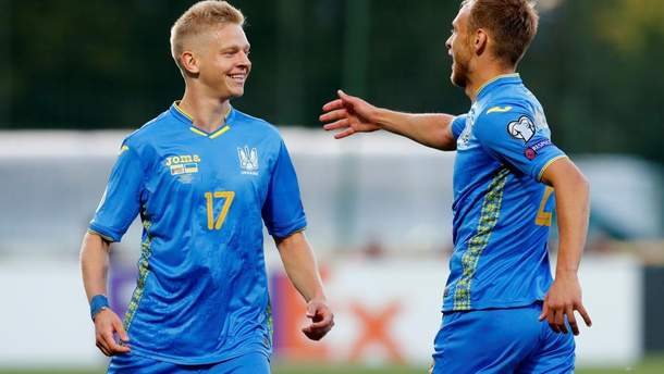 Зінченко став найдорожчим футболістом України
