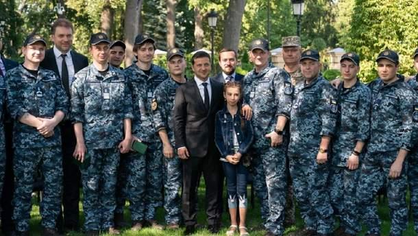 Зеленский заявил о решении вопроса с жильем для моряков в Одессе