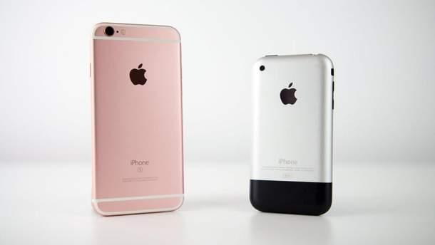 Видео дня: как менялся iPhone в течение 12 лет